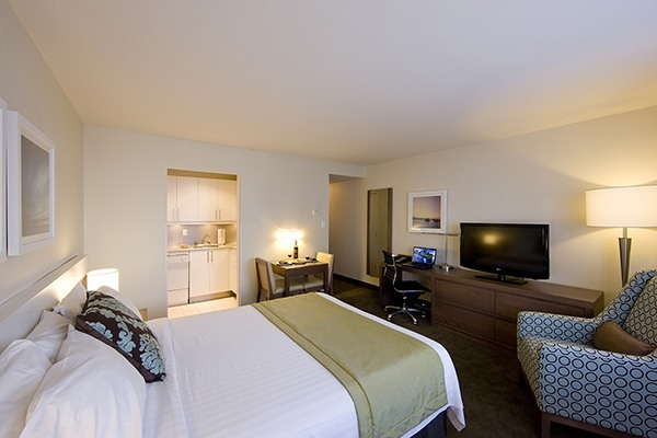 Studio Rooms at Residence Inn